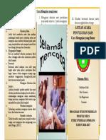 Leaflet Meneran