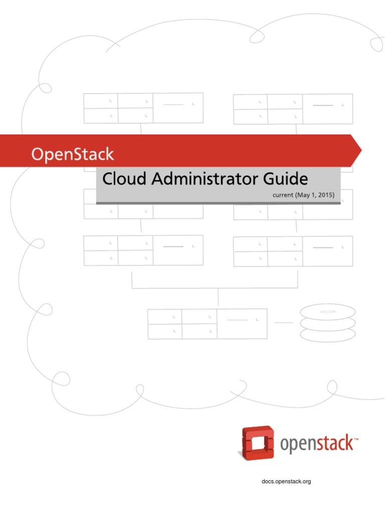 Admin Guide for Open | Open Stack | Cloud Computing