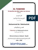 The Book of Tawheed - Tameemi