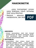 Farmakokinetik Obat Edit