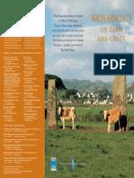 Archiology Leaflet Farm and Croft