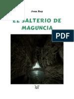 37198005 Jean Ray El Salterio de Maguncia