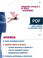 Hepatita Cronica C in 2014 Actualitati