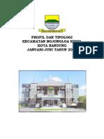 Profil Dan Tipologi Jkec Bojongloa Kidul Bandung