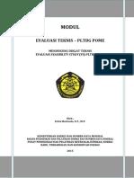 3. Modul Evaluasi Teknis PLTBG POME
