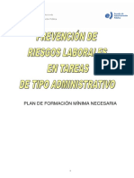 96034-Prevención de Riesgos en Tareas de Tipo Administrativo