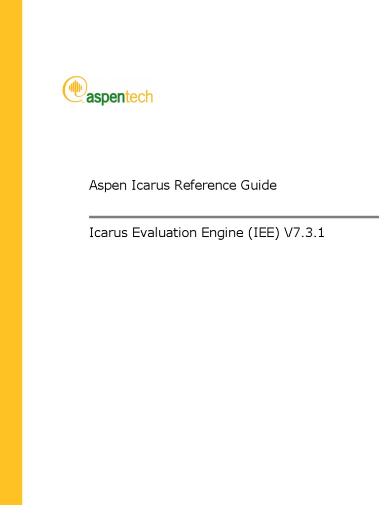 Icarus_reference_guide.pdf | Technical Support | Pump