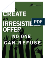How to Create an Irresistible Offer 2014