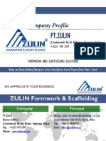 Company Profile - PT.zulin