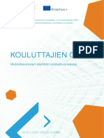 Mobile Tech Trainers' Guide Finnish