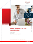 Oracle 12c RAC Administration D81250GC10_sg