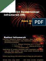 Spektroskopi Inframerah (IR)+Soal