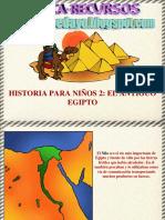 Historia Para Niños 2_ El Antiguo Egipto