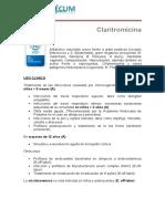 Claritromicina