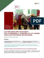 5- Curriculum y Mtodos