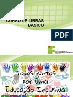 Curso de Libras IFTO - Revisao