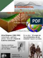 Deriva Continental y Tectonica de Placas (1)