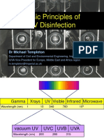 Basic Principles of UV Disinfection