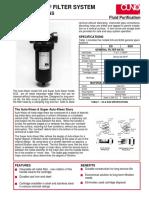 Auto-Klean Filter System Cuno