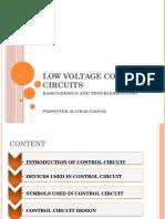 Low Voltage Control Circuits