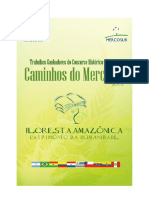 Textos Selecionados Do Concurso Hist Literaazonica Patrimonio Human