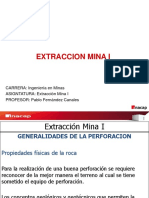 Extraccion Mina I - 1