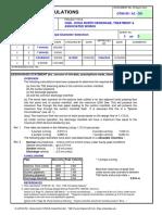 C01(4) -Pipe Velocities