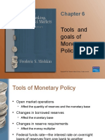 Chapter 8 Tool and Goal of Monetary Policy