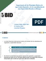 Presentacion Cristina Pailhe ConMarca