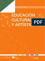 Currículo de Educación Cultural y Artística 2016 Ecuador