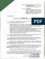 PSRM a contestat la CEC, susţinerea Maiei Sandu din partea oficialilor europeni
