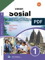 Wawasan Sosial Ilmu Pengetahuan Sosial SMP MTs Kelas 7 Iwan Setiawan Suciawati Lina Hasanah Edi 2008