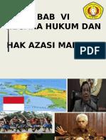 Bab Vi Pendidikan Kewarganegaraan
