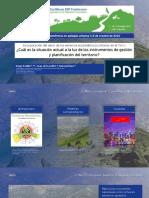 Incorporación del valor de los servicios ecosistémicos urbanos en el Perú