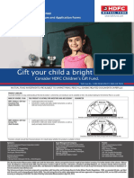 HDFC Childrens Gift Fund KIM April 2016 17052016