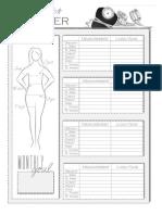Progress Tracker Sheet
