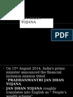 Jan Dhan Yojana