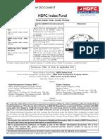 HDFC Index Fund SID April 2016 24052016