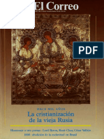 La Cristianizaciñón de La Vieja Rusia