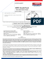 HDFC Growth Fund SID April 2016 24052016