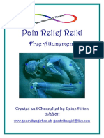 Pain Relief Reiki REV 2016