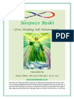 Sleepeze Reiki REV 2016