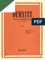 Demnitz I Parte