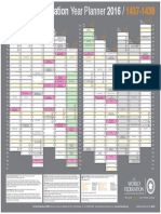The World Federation Planner 2016