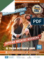 Isle of Wight Walking Festival Autumn Walking Weekend