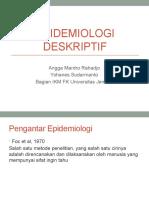 2.14 Epidemiologi Deskriptif Dr.angga