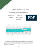 Demand for Bad Policy[1]REVISADO