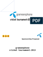 GP Cricket Tournament-2013
