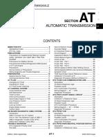 2005 Infiniti G35 Automatic Transmission | Airbag | Transmission