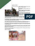 Historia Del Carnaval de Oruro en El Tiempo